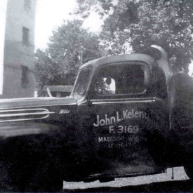 1946 Keleny Work Truck