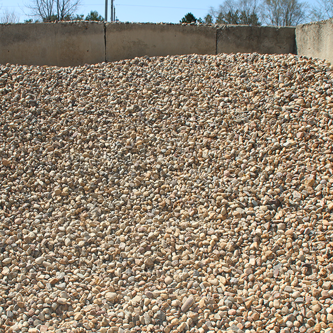 Baraboo #2 Washed Stone