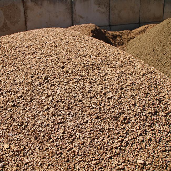 crushed granite madison wi