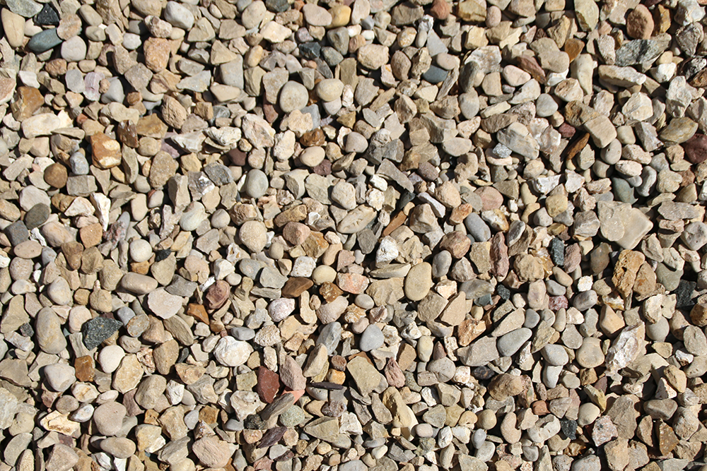 3 4 Quot Crushed Gravel : Stone gravel rock limestone screenings madison wi