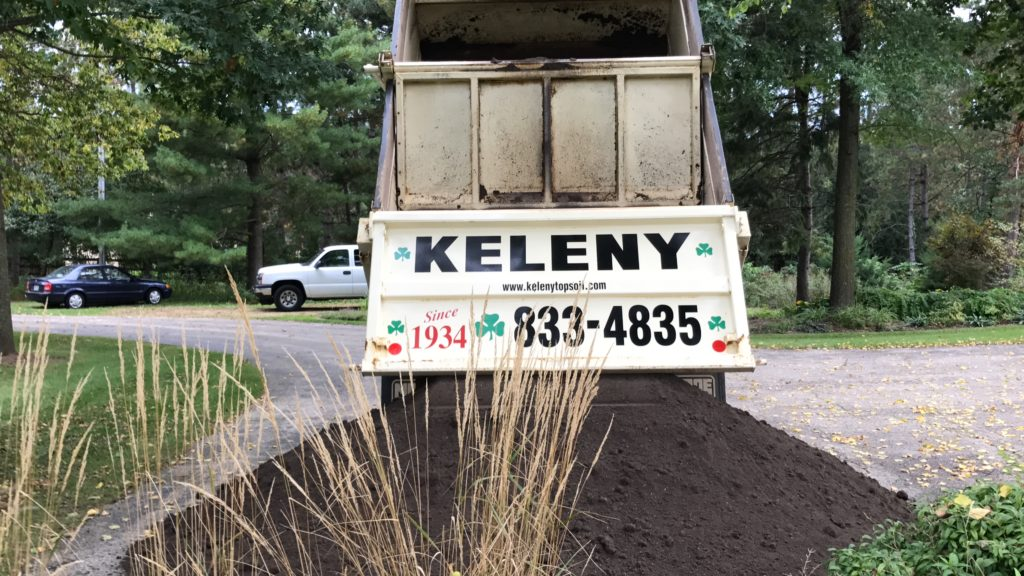 Keleny knows good dirt!
