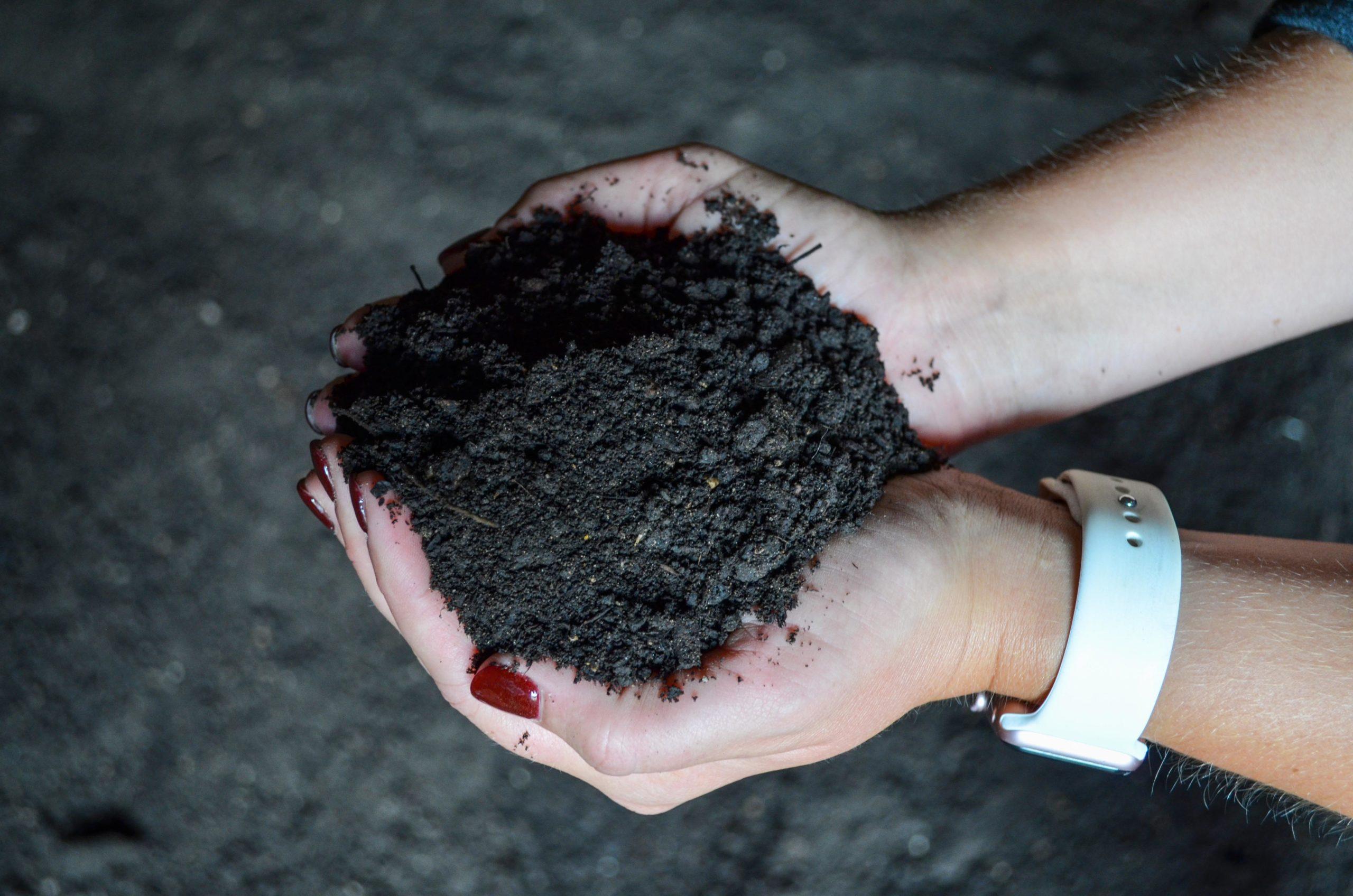 Garden mix topsoil